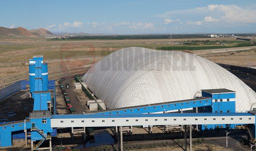 Shenhua Group Coal Domes