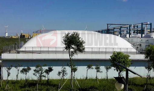 Jiangsu Yancheng Sewage Treatment Plant