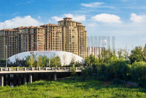 Qingdao Jinshui Movement Dome