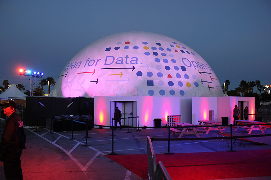 IBM InterConnect Dome 2016