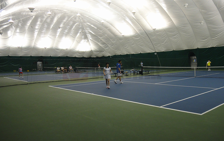 Changzhou BigStone Tennis Club Location: Changzhou, China
