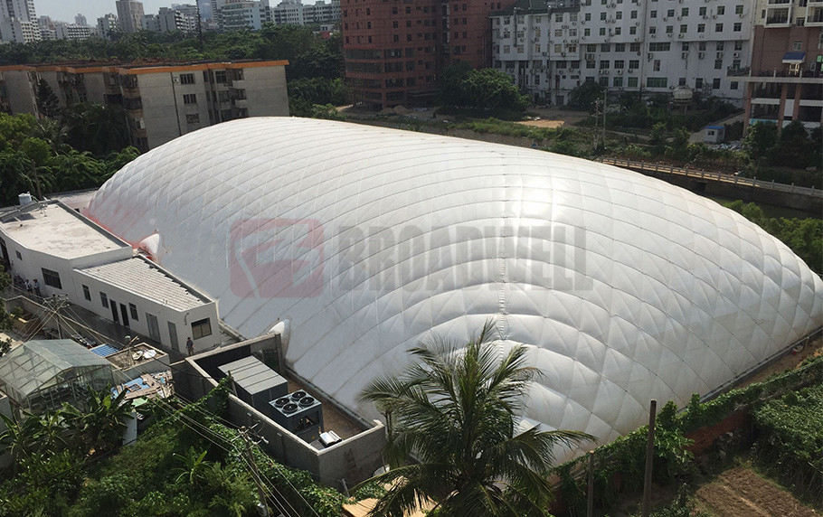Hainan Institute of Agricultural Sciences Dome Location: Hainan Haikou, China