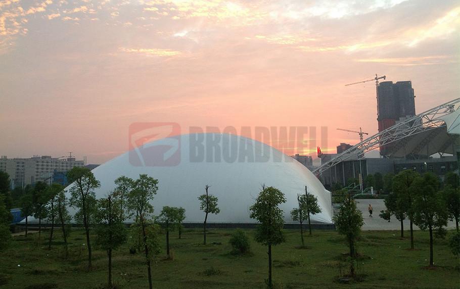 Hunan Huaihua Hall Location: Hunan Huaihua, China