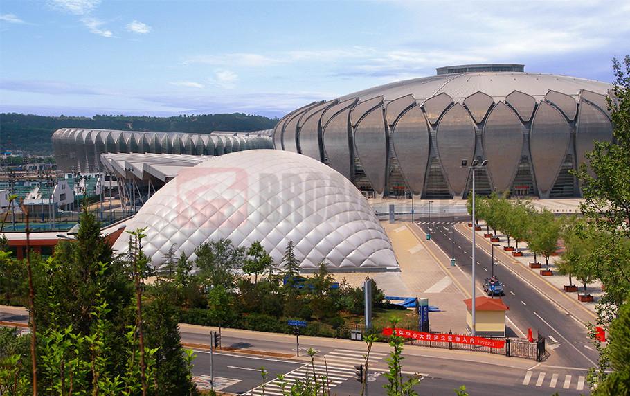 Jinan Olympic Games Center Tennis Hall Location: Jinan, China