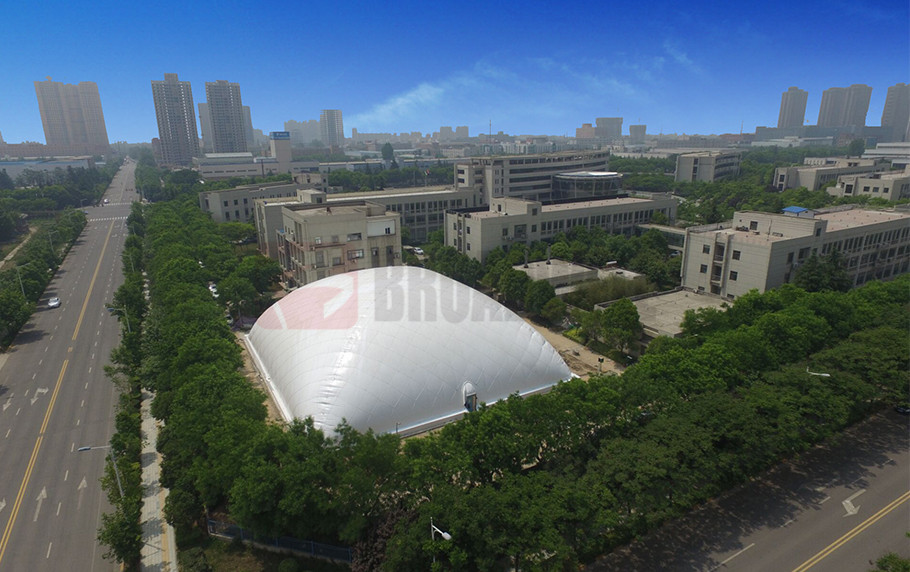 Xi'an Light Technology Institute Sports Dome Location: Shaanxi Xi'an, China