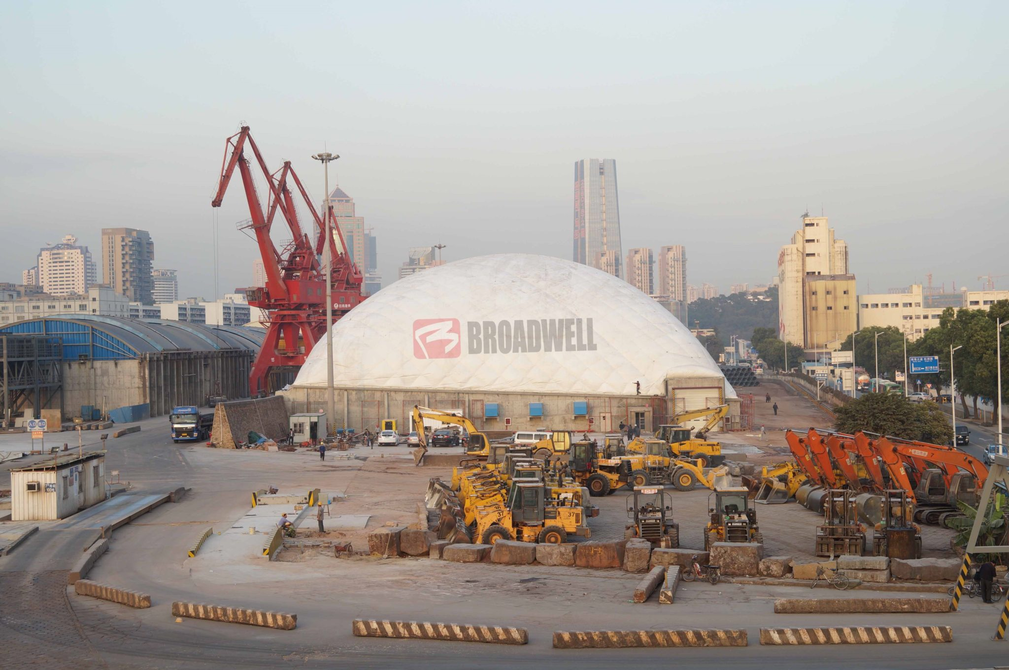 Construction Dome (2)