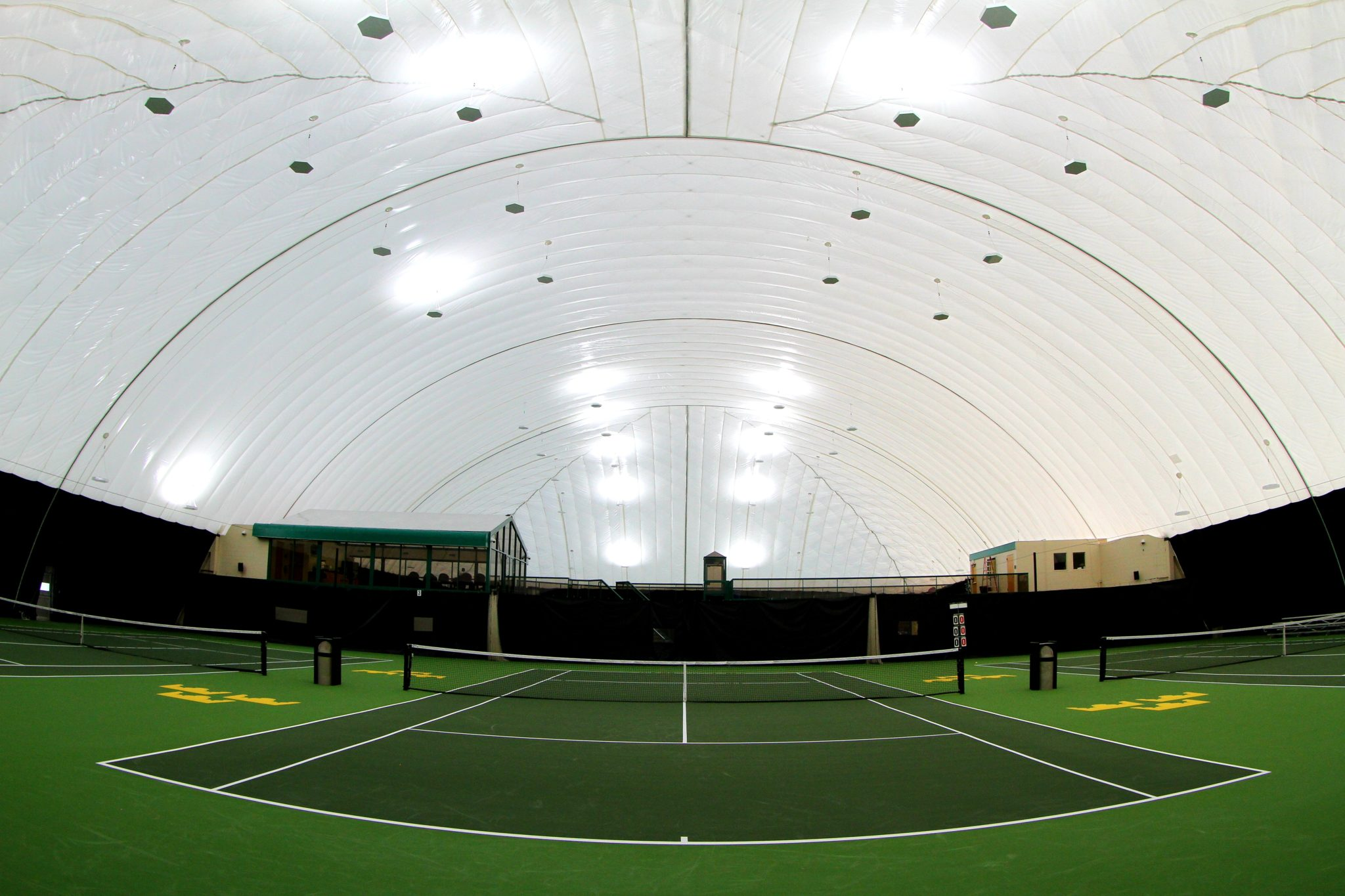 Gustavus tennis interior - 2