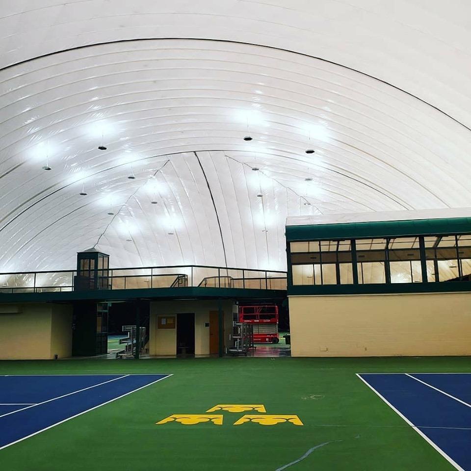 Tennis Domes