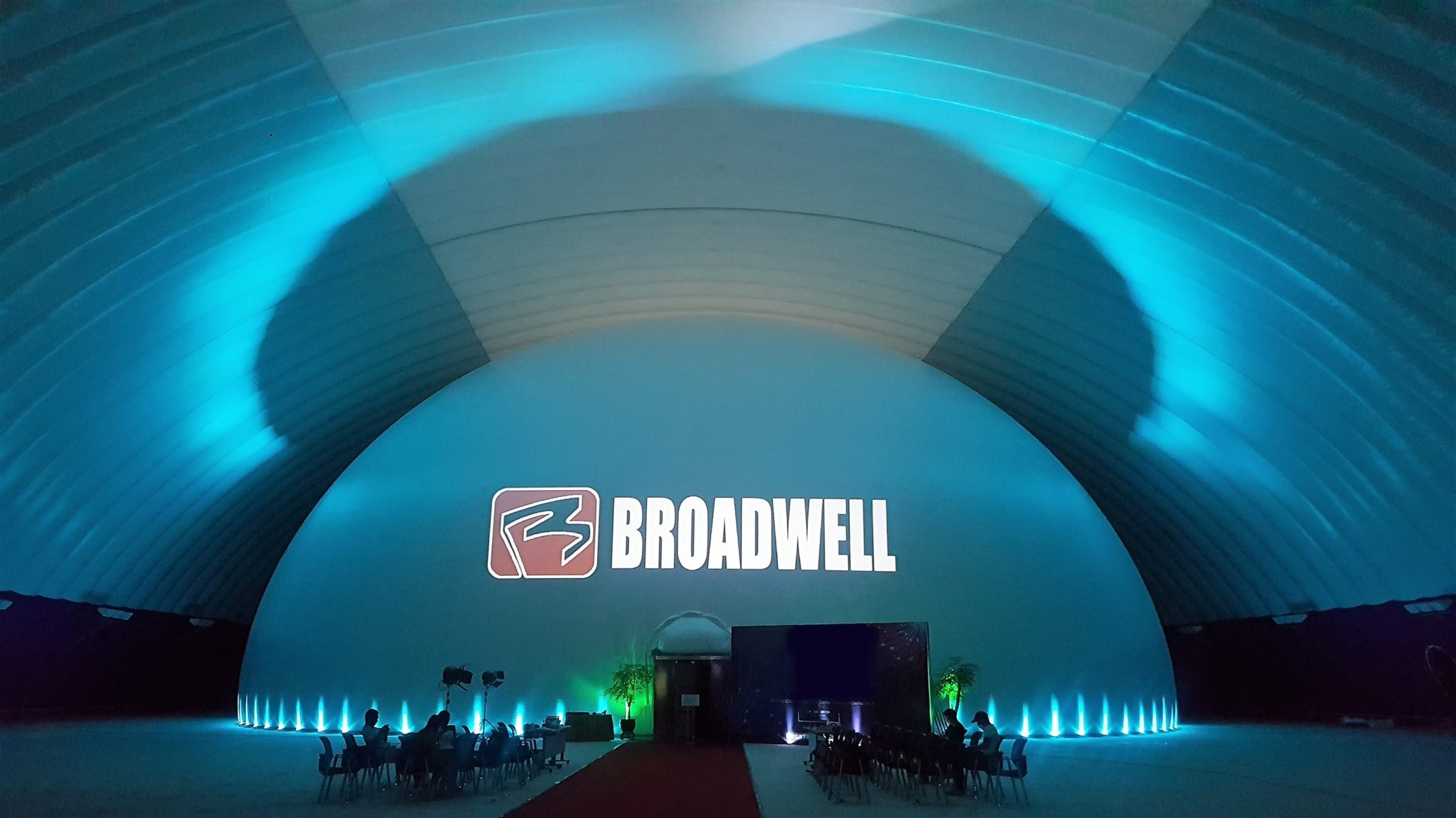 Broadwell projection dome - edited