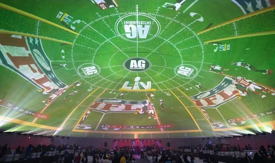 Video Projection and Events
